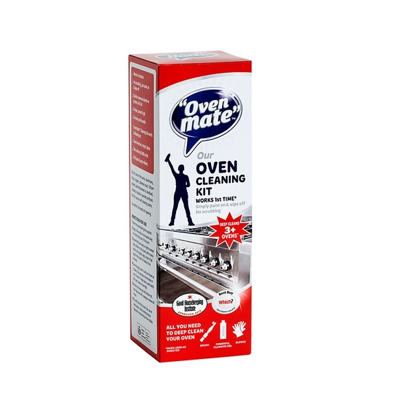 Oven Mate Oven Cleaning Kit 500ml