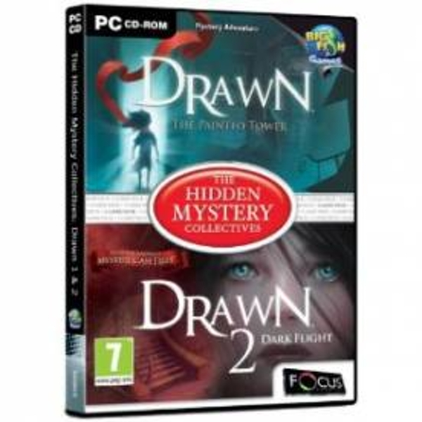 Drawn 1 & 2 The Hidden Mystery Collectives Game PC