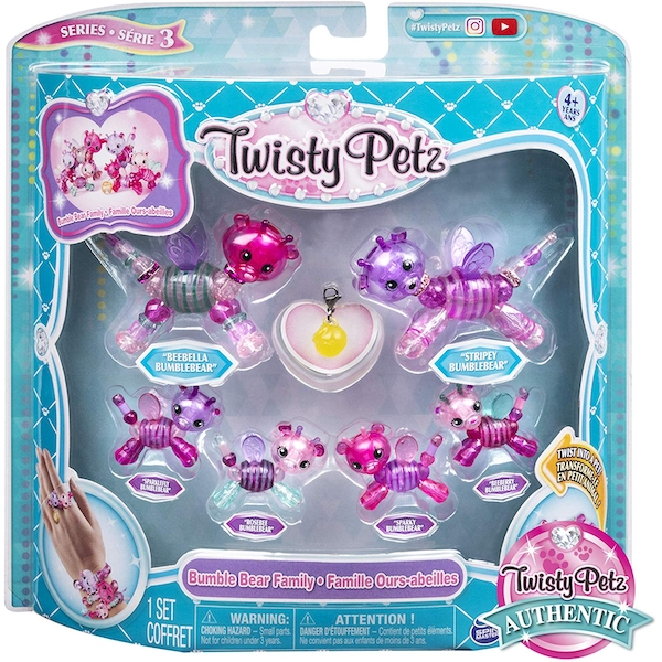 Twisty Petz - Family 6 Pack - 1 At Random - Image 1