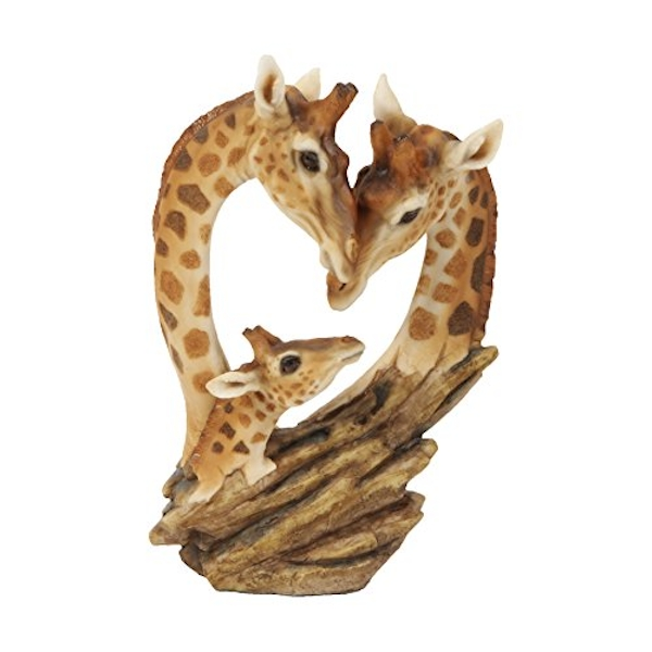 Naturecraft Collection Resin Figurine - Giraffe Family