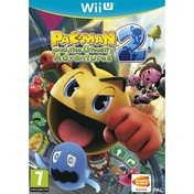 Pac-Man & The Ghostly Adventures 2 Wii U Game