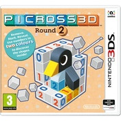 Picross 3D Round 2 3DS Game