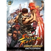 Street Fighter World Warrior Encyclopedia Hardcover Hardcover
