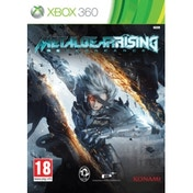 Metal Gear Rising Revengeance Game Xbox 360