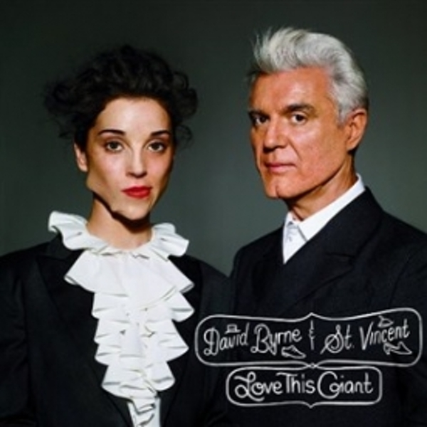 David Byrne & St. Vincent Love This Giant CD