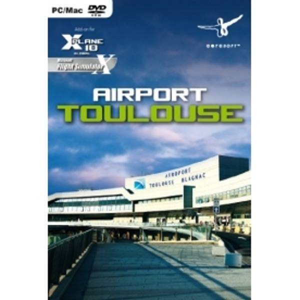 Airport Toulouse for X-Plane 10 Game PC