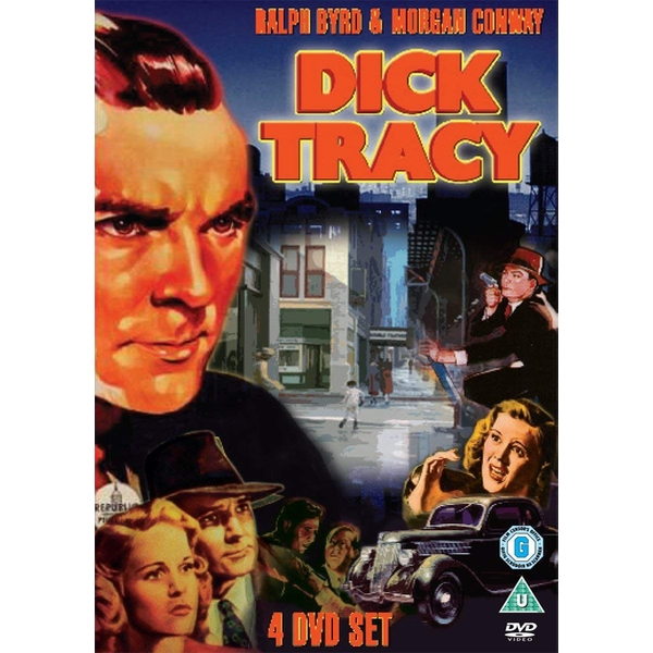 Dick Tracy - 4 Disc Collection DVD