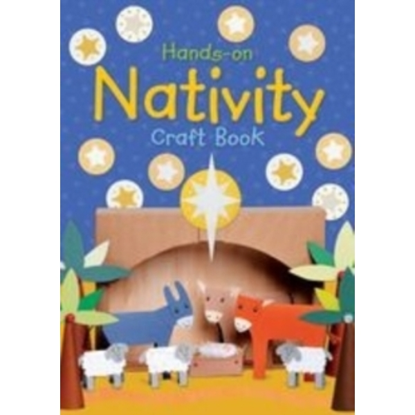 Hands-On Nativity Craft Book by Christina Goodings (Paperback, 2014)