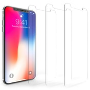 Apple iPhone X Screen Protectors x3 - Clear