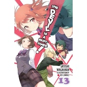 The Devil Is a Part-Timer!, Vol. 13 (light novel)