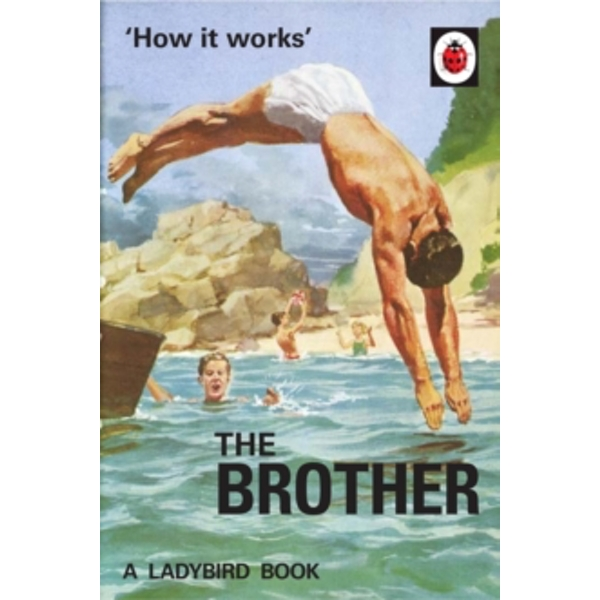 How it Works: The Brother (Ladybird for Grown-Ups) Hardcover