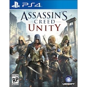 Assassin's Creed Unity PS4 Game (#)