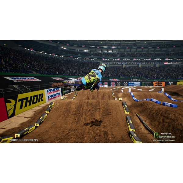 Monster Energy Supercross Videogame Nintendo Switch Game - Image 3