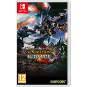 Monster Hunter Generations Ultimate Nintendo Switch Game