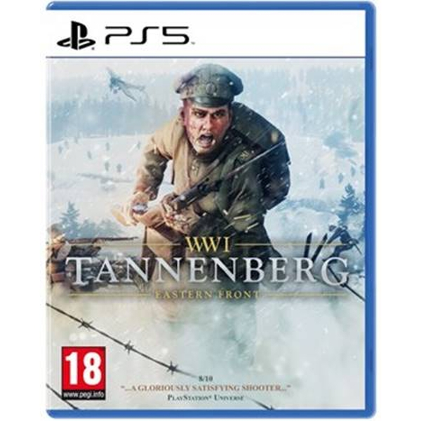 WWI Tannenberg Eastern Front PS5 Game