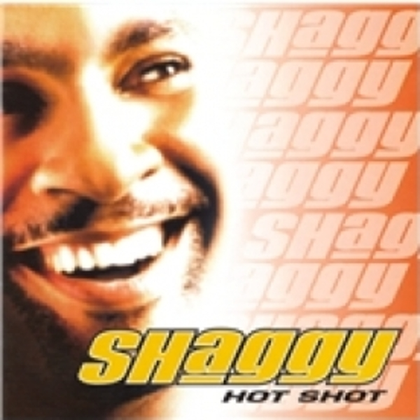 Shaggy Hot Shot CD