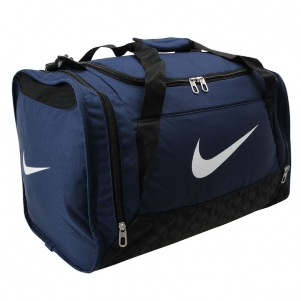 Hey! Stay with us... Nike Brasilia Small Grip Bag Navy 718e2af176aca