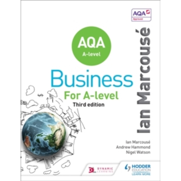 AQA Business for A Level (Marcouse) by Andrew Hammond, Nigel Watson, Ian Marcouse (Paperback, 2015)