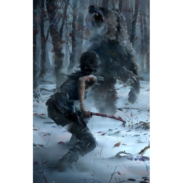 Rise of the Tomb Raider Xbox 360 Game - Image 3