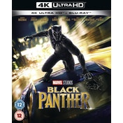 Black Panther 4KUHD Blu-ray