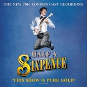 Half A Sixpence Musical Soundtrack CD