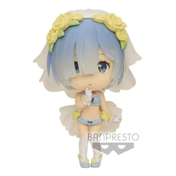 Rem 6 cm Re:Zero Starting Life in Another World ChiBi Kyun Figure