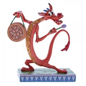 Look Alive Mushu (Mulan) Disney Traditions Figurine