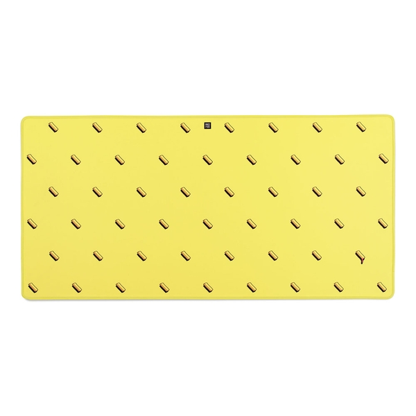 Mionix French Fries Yellow Desk Pad