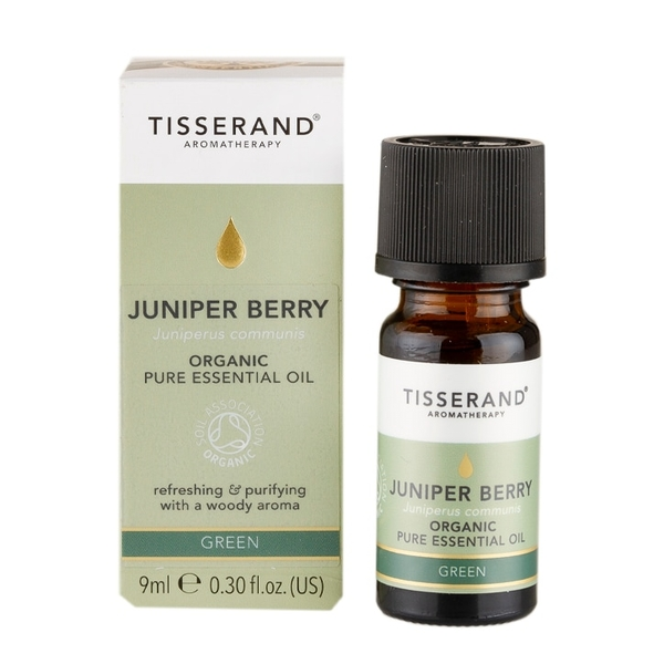 Tisserand Aromatherapy Juniper Berry Organic Essential Oil 9ml