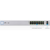 Ubiquiti US-16-150W 150 W 16 Port UniFi PoE Switch