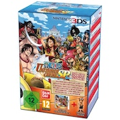 One Piece Ultimate Cruise Limited Edition Game 3DS