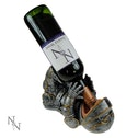 Knight Guzzlers Wine Bottle Holder