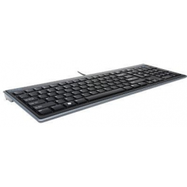 Kensington Advance Fit Full Size Slim Keyboard UK Layout