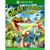 Gigantosaurus The Game Xbox One Game