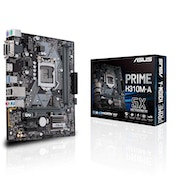 Asus PRIME H310-T R2.0, Intel H310, 1151, Thin Mini ITX, DDR4 SO-DIMM, HDMI, DP, M.2, Business Features