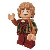 The Hobbit Good Morning Bilbo Baggins Lego Mini Figure