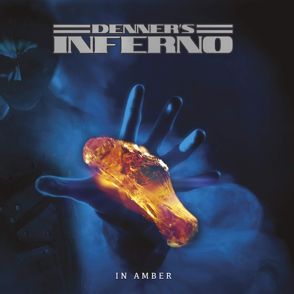 Denners Inferno - In Amber Vinyl
