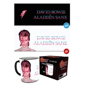David Bowie Aladdin Sane Heat Change Mug