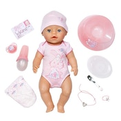 Ex-Display Baby Born Interactive Doll Used - Like New