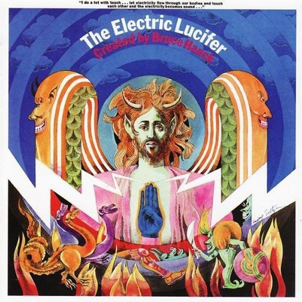Bruce Haack – The Electric Lucifer Vinyl