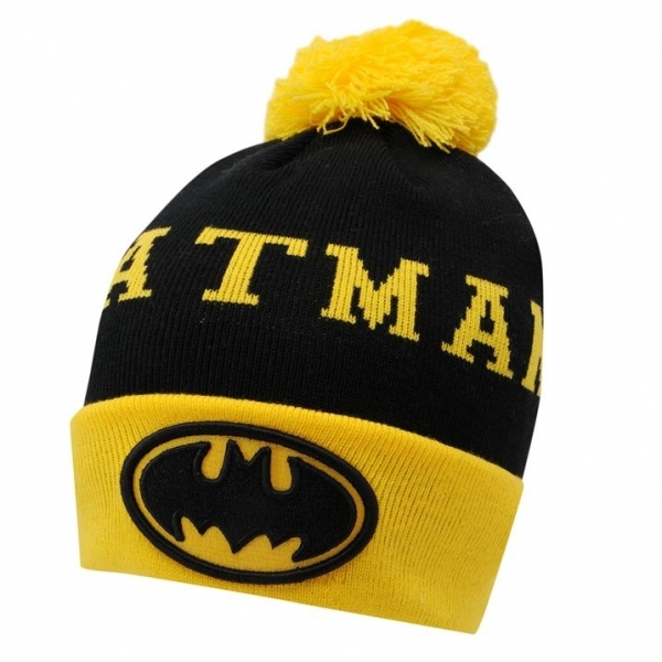 33484fab1cb Hey! Stay with us... DC Comics Batman Beanie Hat