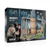 Ex-Display Harry Potter Hogwarts Great Hall 3D Jigsaw Used - Like New