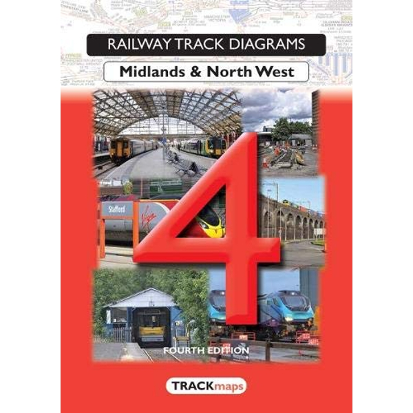 Book 4: Midlands & North West  Paperback / softback 2019