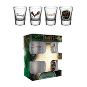 The Hobbit Battle Of Five Armies Smaug Shot Glasses