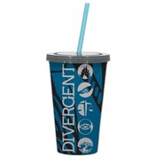 Divergent - Four Tattoos Travel Cup