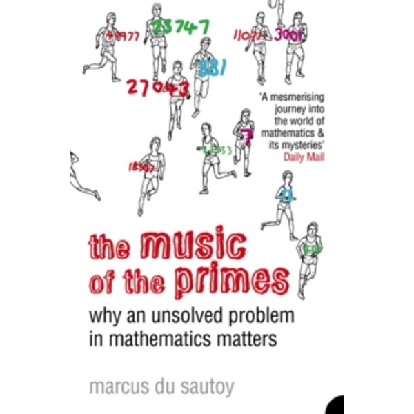 The Music Of The Primes by Marcus du Sautoy (Paperback, 2004)