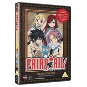Fairy Tail Collection 1 Episodes 1-24 DVD