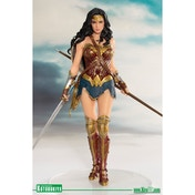 Wonder Woman (Justice League Movie) ArtFX Figure
