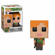 Alex (Minecraft) Funko Pop! Vinyl Figure