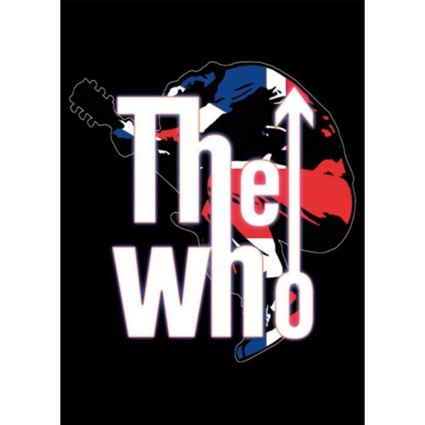 The Who - Leap Postcard
